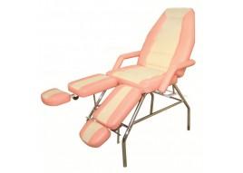 педикюрно-косметологическое кресло СП Стандарт хром