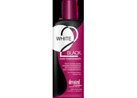 Крем для загара в солярии White 2 Black Pure Pomegranate