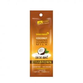 Крем для солярия Brown Coconut Milk