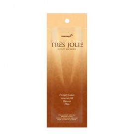 Крем для солярия Tres Jolie – Secret Bronzer
