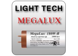 Лампа MegaLux Ne/Ar 180-200 W-R (200см,UVB/UVA 3,3%) (LightTech) Венгрия