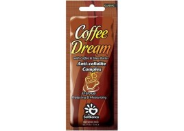КРЕМ ДЛЯ ЗАГАРА В СОЛЯРИИ COFFEE DREAM 15МЛ