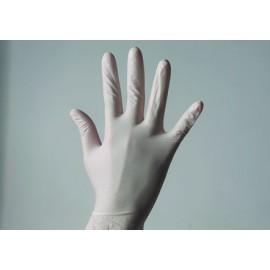 Одноразовые перчатки латексные медицинские
